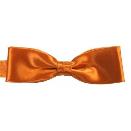 Orange ohut rusetti