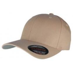 Khaki Flexfit Cap