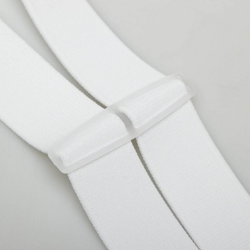 ... Leveä valkoinen henkselit  Leveä valkoinen henkselit 34138f85b8