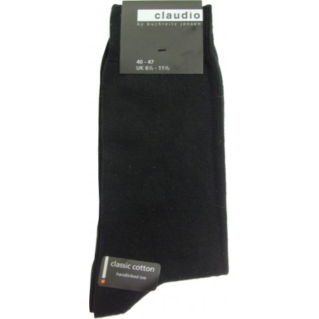 Sorte Claudio sokker