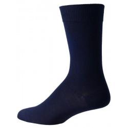 tummansininen sukat miehille