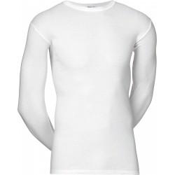 Valkoinen JBS aluspaita pitkillä hihoilla