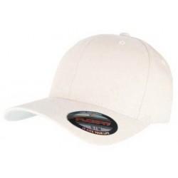Hvid Flexfit Cap