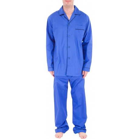 Vaaleansininen Pyjama